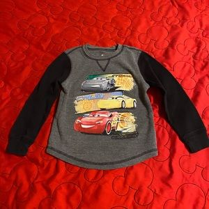 Cars Long Sleeve Thermal